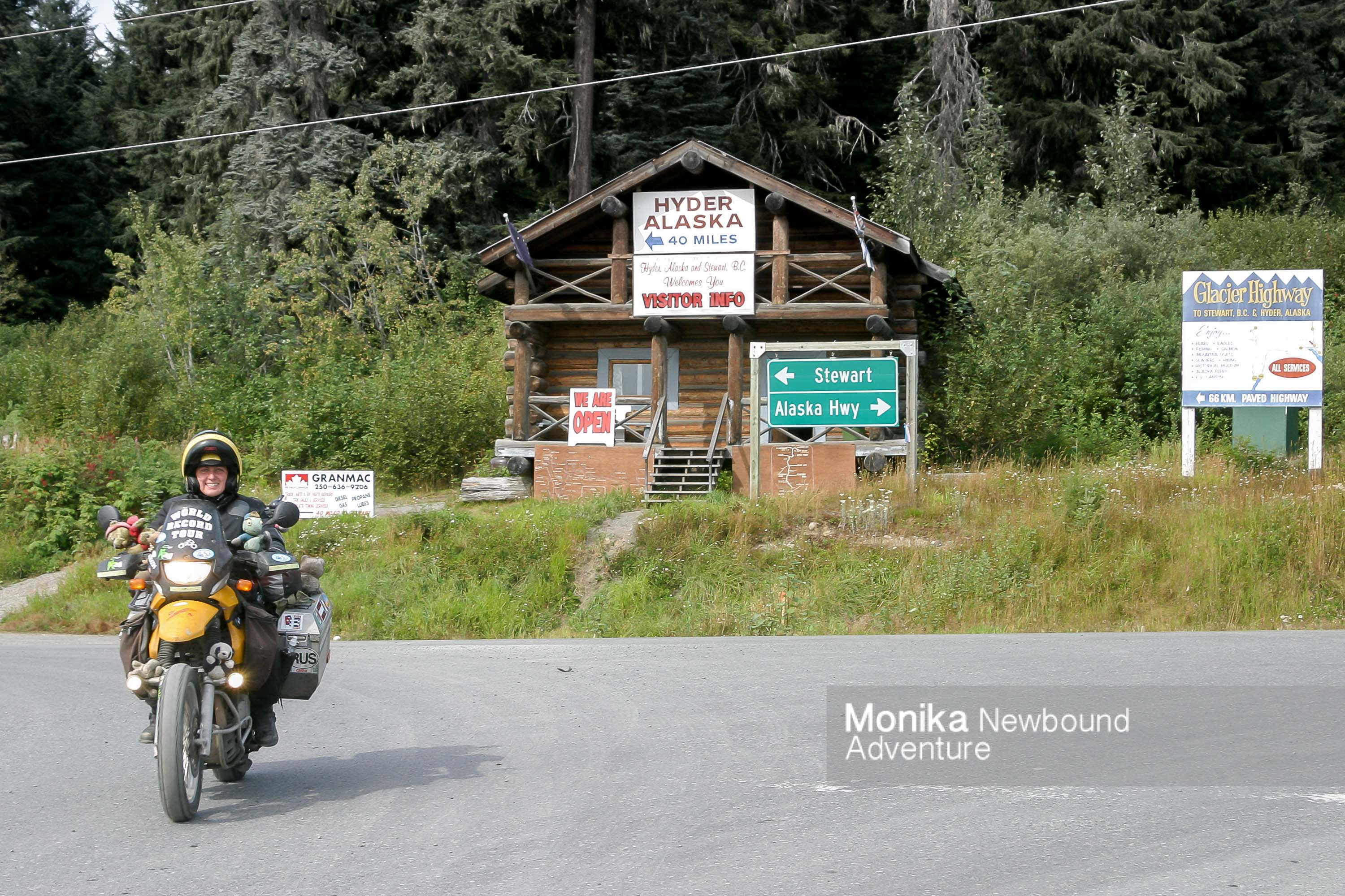 Alaska, Monika Newbound, Adventure,