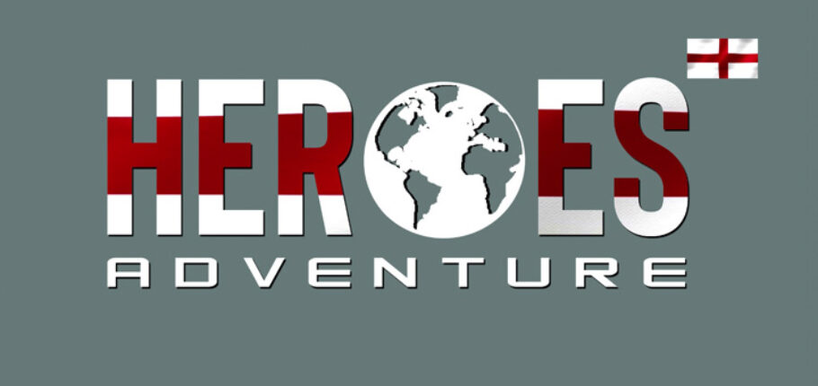 Heroes of Adventure England Charity Teams GPS Tracks Ready