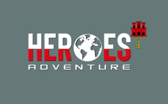 Heroes of Adventure Gibraltar Charity Team Charity Tracks are Ready