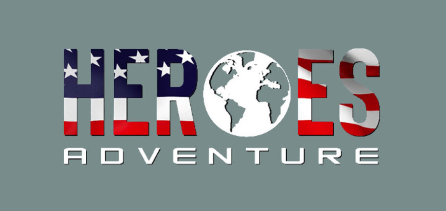Heroes of Adventure United States of America Charity Team GPS Tracks Ready