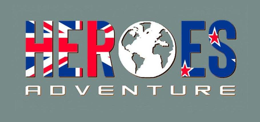 Heroes of Adventure New Zealand Charity Team GPS Tracks Ready